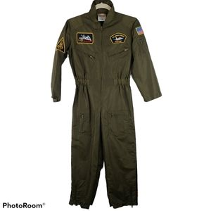 Get Real Gear US Armed Forces Jumpsuit Kids 8-10